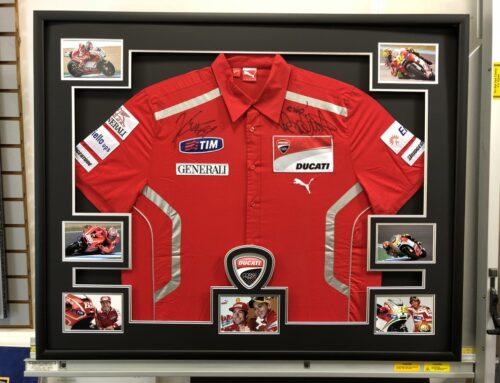Ducati Pit Crew Frame
