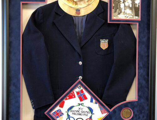 1952 Olympic Games Jacket