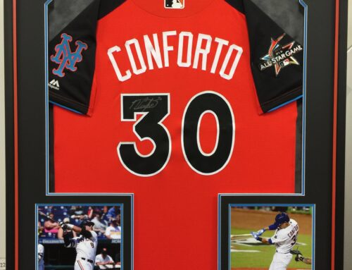 Michael Conforto Jersey